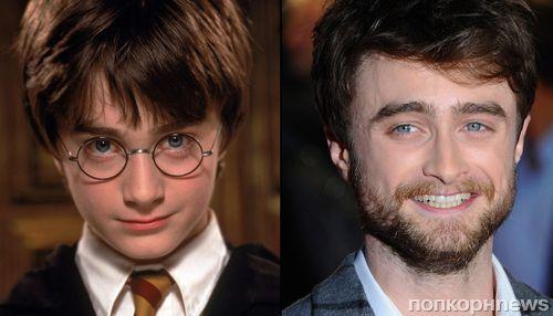 Когда волшебство бессильно: в Дэниеле Рэдклиффе перестали узнавать Гарри Поттера