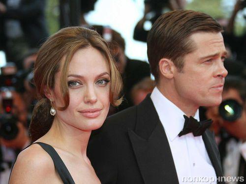 Анджелина Джоли предаст огласке информацию о запоях и агрессивном поведении Брэда Питта