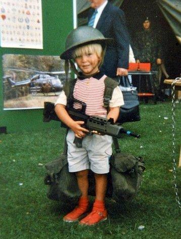 Роберт Паттинсон: детство. отрочество. юность