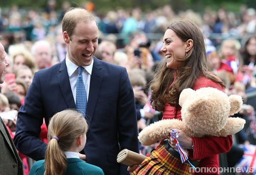 Ребенок принца Уильяма и Кейт Миддлтон обойдется букмекерам в полмиллиона фунтов