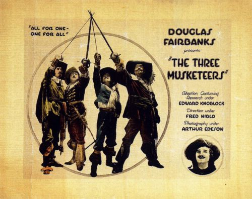 Очередная экранизация «Трех мушкетеров» от продюсера «Шерлока Холмса»