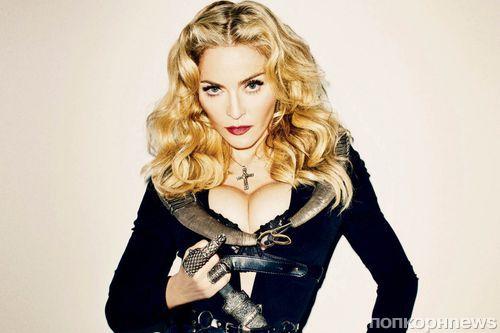 Студия Universal снимет полнометражный фильм о Мадонне
