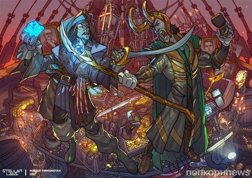 Герои Диснея во вселенной Marvel