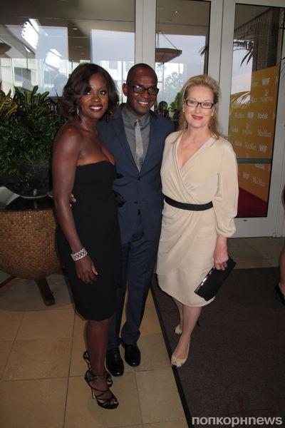 Звезды на церемонии Women In Film Crystal + Lucy Awards