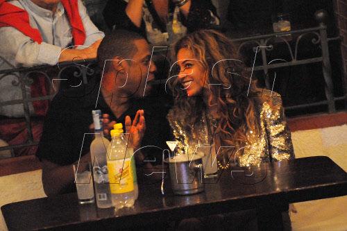 Бейонсе и Jay-Z на отдыхе в Италии