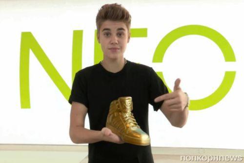 Джастин Бибер — новое лицо Adidas