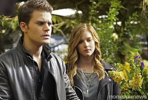 В 8 сезоне «Дневников вампира» появится еще одна новая героиня