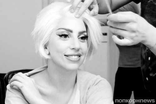 И снова Lady GaGa перед объективом Терри Ричардсона