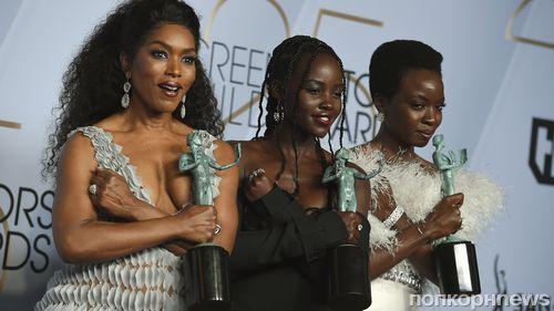 После премии Гильдии актеров «Черная пантера» стала фаворитом «Оскара»