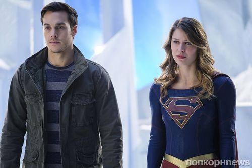 Звезды «Супергерл» Мелисса Бенойст и Крис Вуд помолвлены