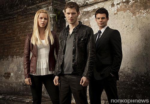 CW показал вырезанную сцену с Клаусом и Кэролайн из финала «Древних»