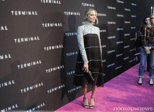 Фото: Марго Робби привезла «Конченую» на премьеру в Голливуде