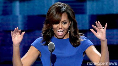 Мишель Обама и героиня сериала «Очень странные дела» стали иконами стиля 2016 года