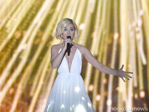 Полина Гагарина вышла в финал Евровидения-2015