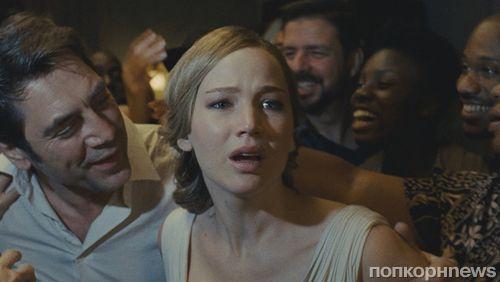 Новый фильм Дженнифер Лоуренс получил рекордно низкий рейтинг у кинозрителей