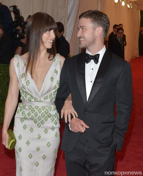 Джессика Бил и Джастин Тимберлейк тайно поженились?