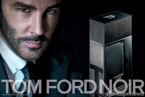 Новый мужской аромат от Тома Форда