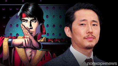 Звезда «Ходячих мертвецов» Стивен Ен может стать первым азиатским супергероем киновселенной Marvel