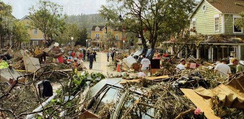 «Отчаянных домохозяек» ждет новое стихийное бедствие