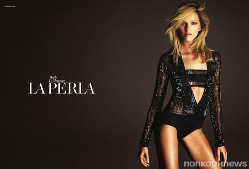 Рекламная кампания La Perla. Осень / зима 2014-2015