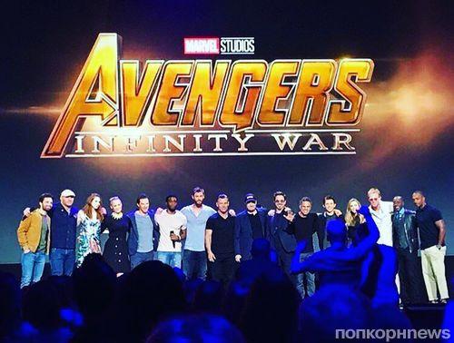 На D23 Expo показали первый тизер «Мстителей: Война бесконечности»