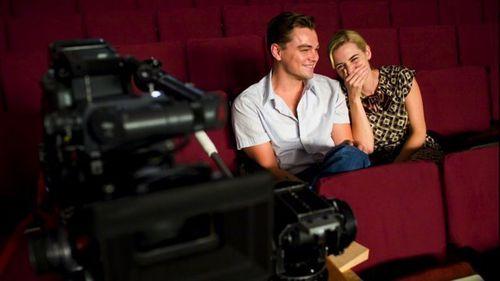 Леонардо ДиКаприо рассказал о постельных сценах с Кейт Уинслет