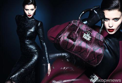 Рекламная кампания Gucci. Осень / зима 2013-2014