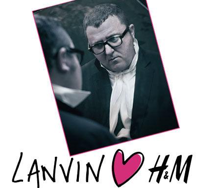 H&M теперь сотрудничает с Lanvin