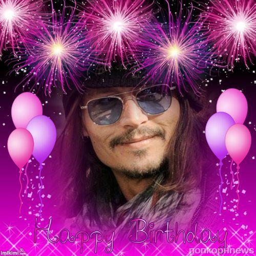 С Днем Рождения, Джонни Депп!