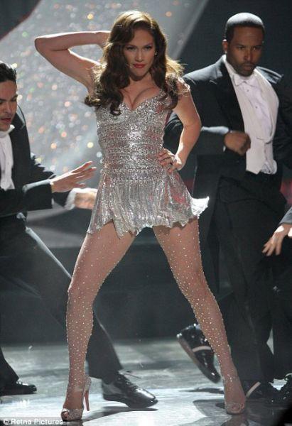 Видео: Дженнифер Лопес на шоу So You Think You Can Dance