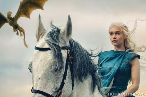 В сеть попали сценарий и дата выхода 8 сезона «Игры престолов»
