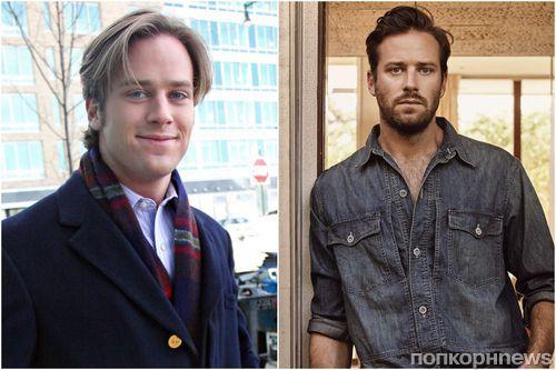 От Арми Хаммера до Тома Харди: 9 голливудских красавцев, радикально изменившихся всего за 10 лет