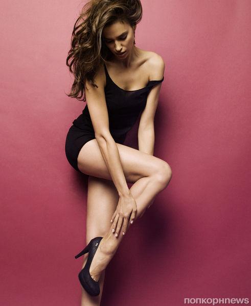 Ирина Шейк в рекламной кампании Xti. Осень/ Зима 2012/13