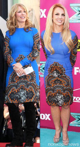 Fashion battle: Нэнси Уилсон и Бритни Спирс