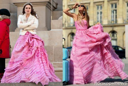 Fashion battle: Лейтон Мистер и Анна Делло Руссо