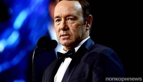 Благотворительный фонд Кевина Спейси прекратил работу из-за скандала вокруг актера