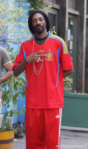 Snoop Dogg поменял имя на Snoop Lion