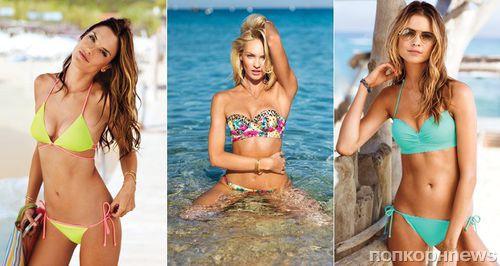 Купальники от Victoria's Secret коллекции 2014 года
