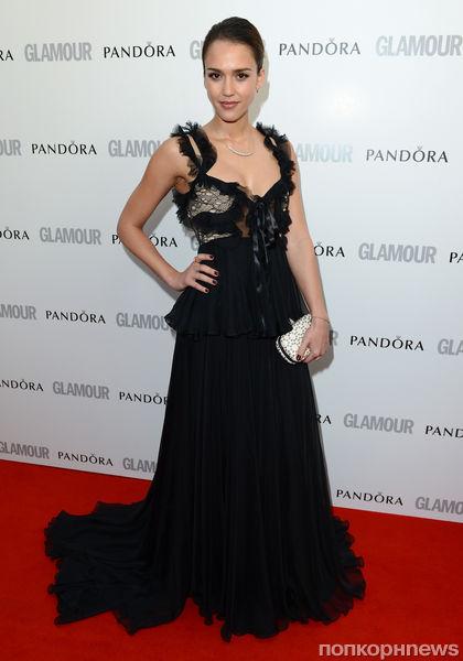 Звезды на премии «Женщина года» журнала Glamour в Лондоне