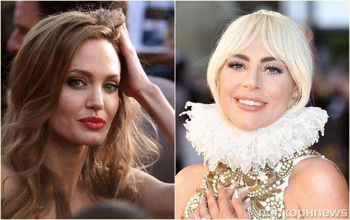 Анджелина Джоли и Леди Гага поборются за роль Клеопатры
