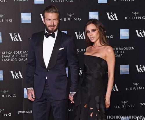 Звезды на званом вечере Alexander McQueen: Savage Beauty в Лондоне