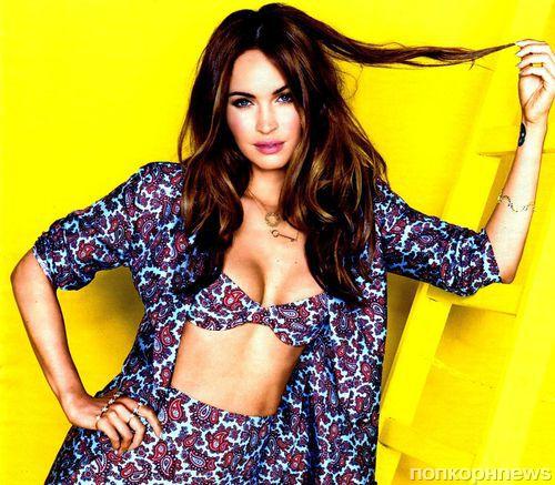 Меган Фокс в журнале Cosmopolitan. Август 2014