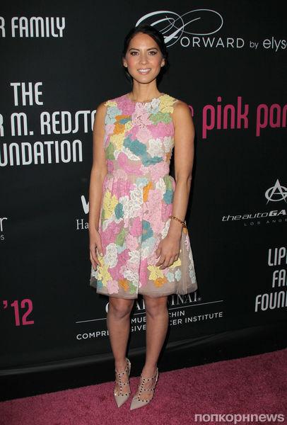 Звезды на благотворительном вечере Pink Party