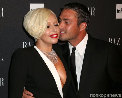 Леди Гага и ее бойфренд Тейлор Кинни пообещали сыграть свадьбу в следующем году