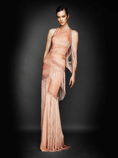 Новые платья Atelier Versace Осень 2010