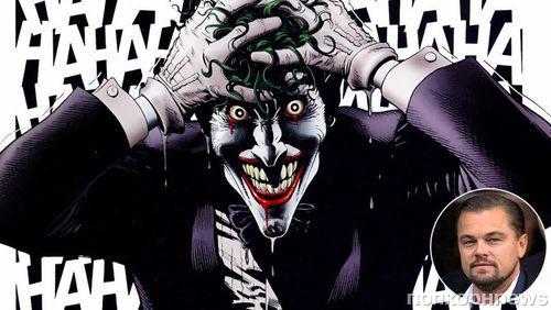 Warner Bros хочет сделать Леонардо ДиКаприо новым Джокером