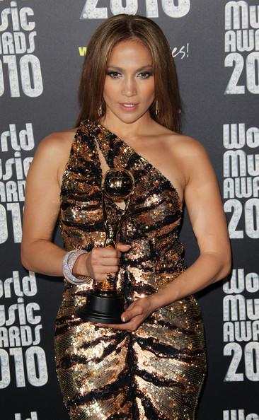 Звезды на World Music Awards 2010