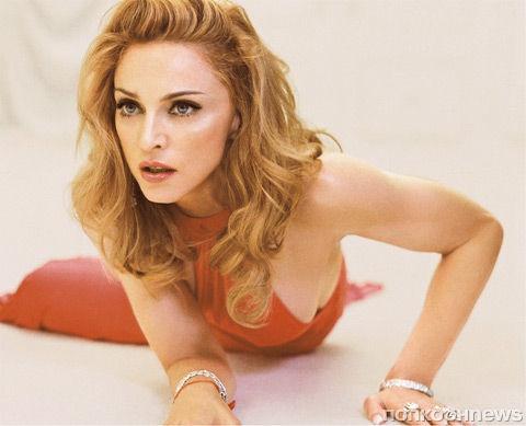Мадонна выпускает новый аромат Truth or Dare Naked