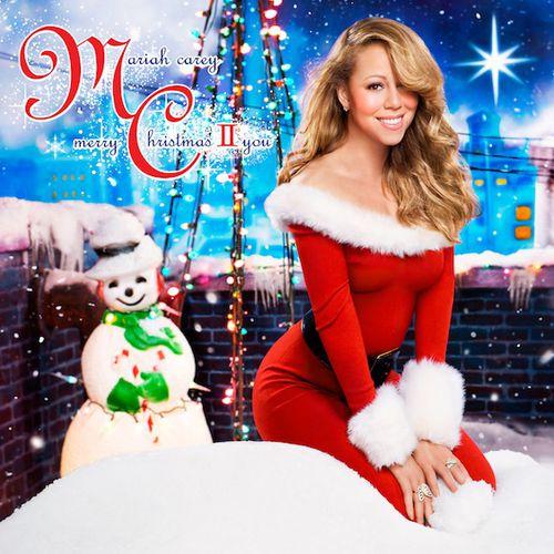 Клип Мэрайя Кэри  - Oh Santa!