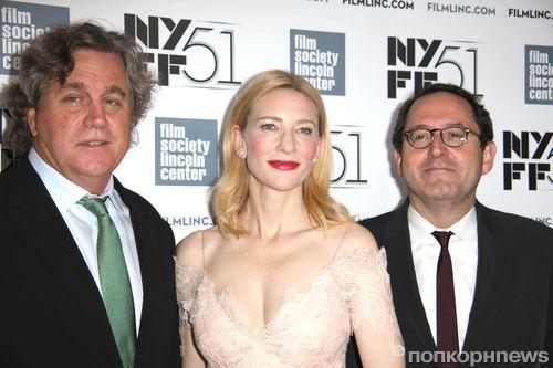 На кинофестивале в Нью-Йорке чествуют Кейт Бланшетт